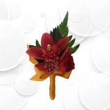 gold boutonniere boutonniere milwaukie florist milwaukie floral and garden