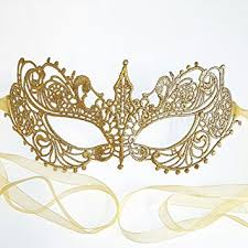 gold masquerade mask gorgeous gold lace goddess masquerade mask by