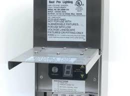 Transformer For Landscape Lighting Landscape Light Transformer Bay Low Voltage Watt Landscape