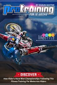 freestyle motocross game download motocross fitness training u2013 shaun baxter