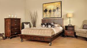 platform bedroom suites ruff sawn steunk platform bed from dutchcrafters amish furniture