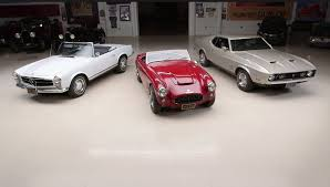 jay leno s garage home cnbc prime a great story can add considerably to your car s value