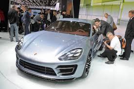 porsche pajun interior porsche pajun sports sedan reportedly delayed until 2019