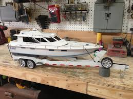 Radio Controlled Model Boat Plans Http Www Replacementtrailerparts Com Has Some Useful Info On