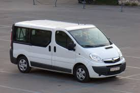 opel vivaro specs and photos strongauto