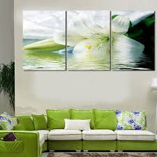 Large Artwork For Wall by Online Get Cheap Lotus Artwork Aliexpress Com Alibaba Group