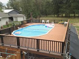 34 x 37 pool deck plan 3834plt 18 pool deck plans round pool deck