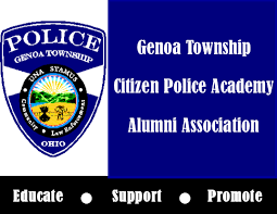 alumni ribbons home page genoa twp citizen academy alumni association