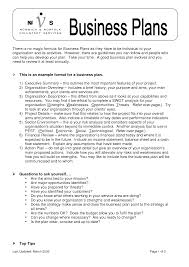 100 food business plan template first steps writing the