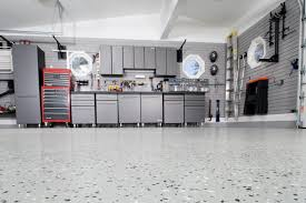 makeover gallery complete garage renovation and flooring cus
