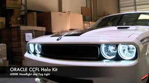 halo light installation near me dodge challenger oracle headlight halos and sidemarkers by advanced