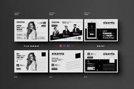 postcard template invitation templates creative market
