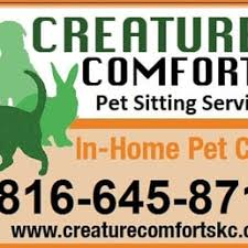 Creature Comforts Pet Sitting Creature Comforts Home Pet Care Dog Walkers 105 S Jefferson St