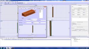 building your library cabinet design sketchlist 3d