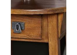 Wood Plans For Bedside Table by Side Table Mission Side Table Woodworking Plans Mission Style