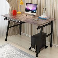 pc desk design fashion office desktop home computer pc desk simple modern laptop