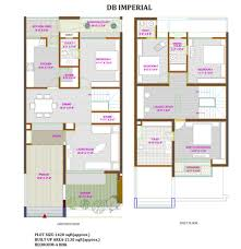 tremendous 1000 square feet duplex design 2 duplex house plans in