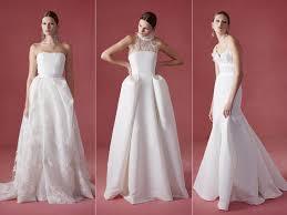 wedding dress collection see oscar de la renta s fall 2016 wedding dress collection in its