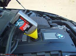 diy oil change bmw e90 e91 e92 e93 team bhp