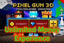 pixel gun 3d hack apk pixel gun 3d mod apk money level data v10 0 8