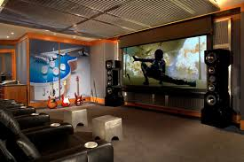 Home Theater Room Decorating Ideas House Home Theatre Rooms Photo Home Theatre Designs Pictures