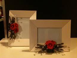 cornici fatte a mano made creations cornici portafoto decorate con perle