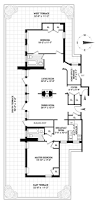 202 best apartment floor plans images on pinterest apartment