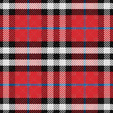scottish tartan pattern vector clipart image 43720 u2013 rfclipart