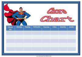 9 images printable owl chore chart template printable