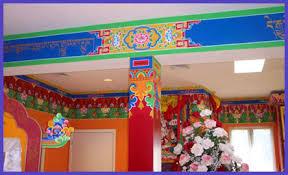 colonne tibetane