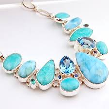 turquoise colored necklace images Blog jpg