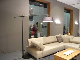 Small Arc Floor Lamp Impressive Arc Floor Lamps In Family Room Contemporary With Large