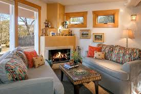 Santa Fe Style Interior Design by Home Journeyinteriors Com