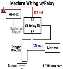 amp relay wiring diagram 30 wiring diagrams instruction