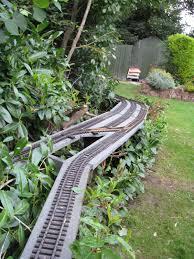 Garden Railway Layouts Peckforton Light Railway How To Build A Garden Railway Or If I