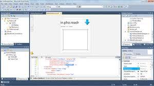design web form in visual studio 2010 understanding asp net web form pages