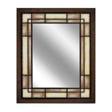 Lightweight Mirror For Wall Mirrors Wall Decor The Home Depot