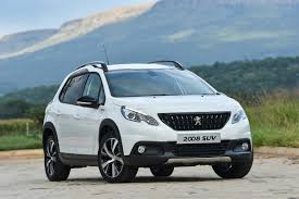 peugeot build and price peugeot 2008 gets fresh new look for 2017 sa car fan