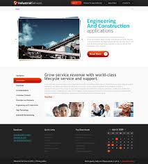 web templates website templates directory listing website theme free html5 website template industrial services