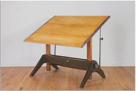 Drafting Table Dimensions Chairs Used Drafting Tables Hoppers Furniture Vintage Mayline