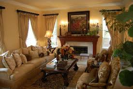 Living Room Curtain by Living Room Pictures Traditional Home Decorating Interior