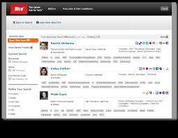 Dice Resume Search Dice Unveils A New It Profiling Tool Ere