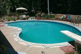 summer leaf net pool covers outer banks pool safety covers