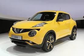 nissan convertible juke 2015 nissan juke debuts refreshed look at geneva motor trend