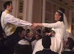 Jewish Wedding Chair Dance Bbc Radio 3 World On Your Street Jewish Weddings