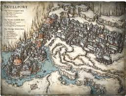 Faerun Map Category Locations On The Sword Coast North Forgotten Realms
