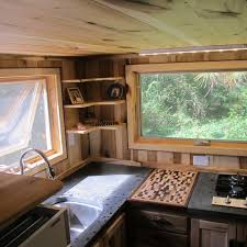 Tumbleweed Homes Interior by Owl Creek Happenings Tumbleweed Traveling