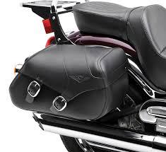 saddlebag set plain
