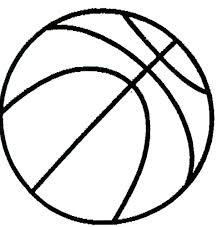 printable basketball drawing fun pinterest cricut craft