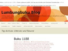 interview and resume lumbungbuku blog page 10